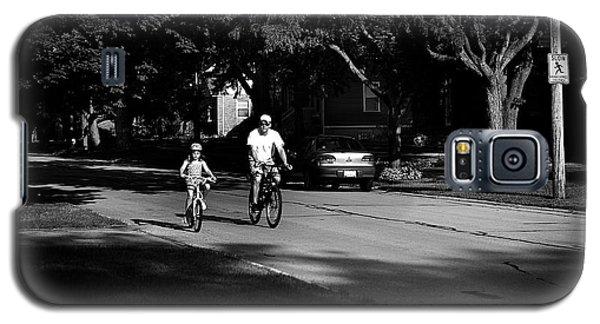 Daddy's Shadow Galaxy S5 Case