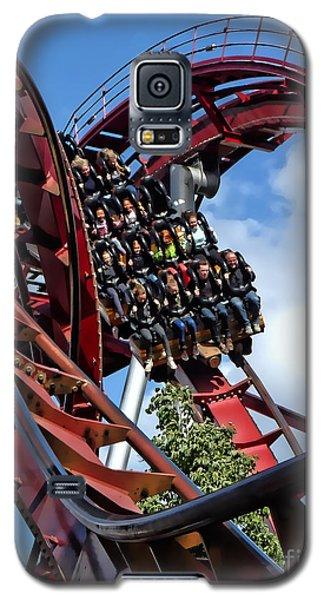 Daemonen - The Demon Rollercoaster - Tivoli Gardens - Copenhagen Galaxy S5 Case