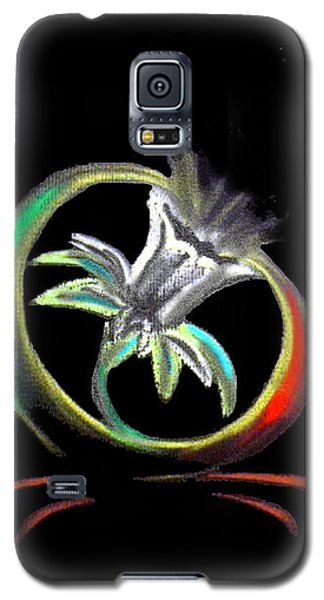 Daffodil In Spirit Galaxy S5 Case