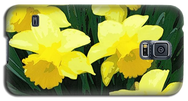 Daffodil Song Galaxy S5 Case