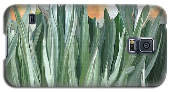 Daffodils In The Midst Galaxy S5 Case