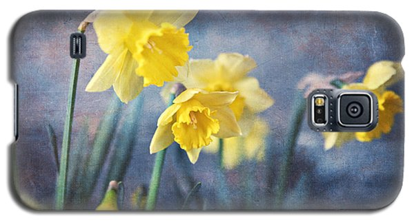 Galaxy S5 Case featuring the photograph Daffodils by Sylvia Cook