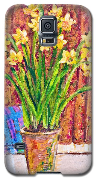 Daffodils Galaxy S5 Case