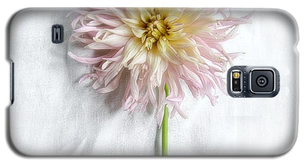 Dahlia #2 Galaxy S5 Case by Louise Kumpf