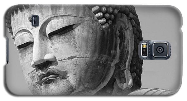 Galaxy S5 Case featuring the photograph Daibutsu 2 by Larry Knipfing