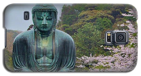 Daibutsu Buddha Galaxy S5 Case