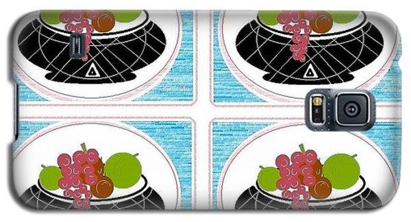 Daily Fruit Galaxy S5 Case by Ann Calvo