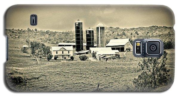 Dairy Farm Galaxy S5 Case