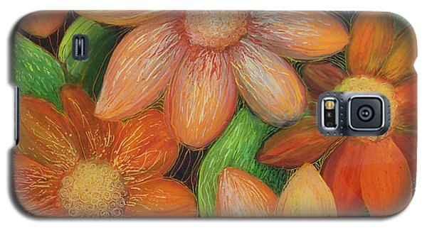 Daisy Bouquet Galaxy S5 Case