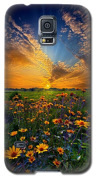 Daisy Dream Galaxy S5 Case
