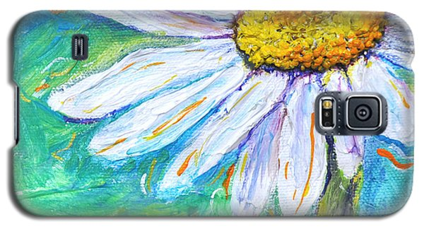 Daisy Friends Galaxy S5 Case by Lisa Fiedler Jaworski