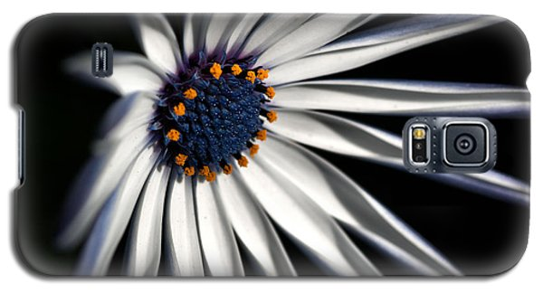 Daisy Heart Galaxy S5 Case