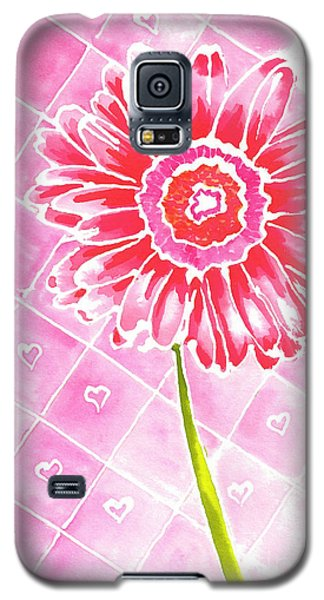Daisy Love Galaxy S5 Case by Terry Taylor