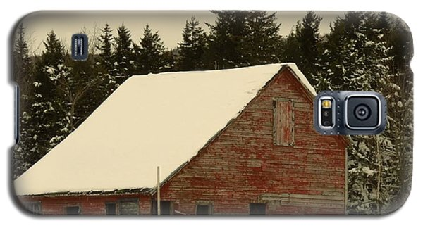 Dale Lane Barn Galaxy S5 Case