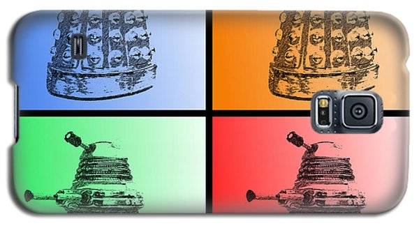 Dalek Pop Art Galaxy S5 Case