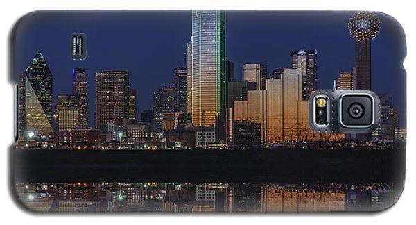 Dallas Aglow Galaxy S5 Case