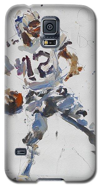 Dallas Cowboys - Roger Staubach Galaxy S5 Case