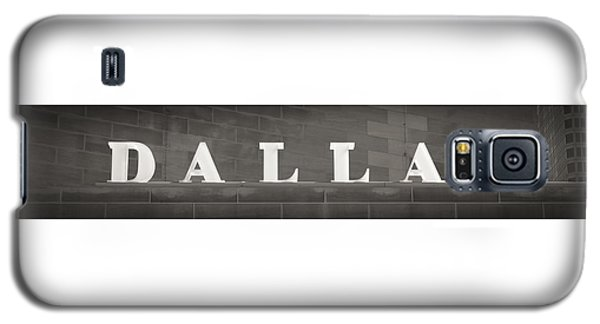 Dallas Galaxy S5 Case
