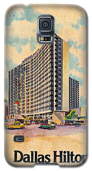 Dallas Hilton Galaxy S5 Case