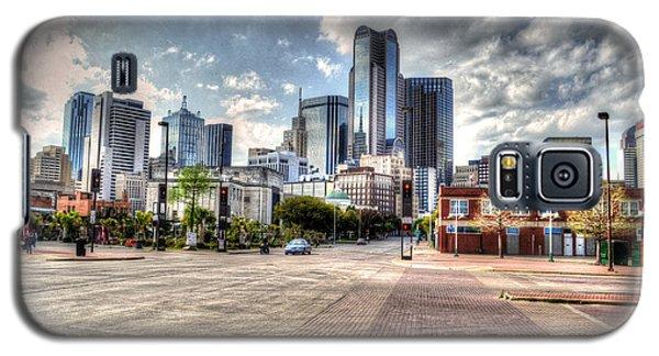 Dallas Near Farmers Market Galaxy S5 Case