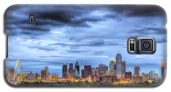Dallas Skyline Galaxy S5 Case by Shawn Everhart