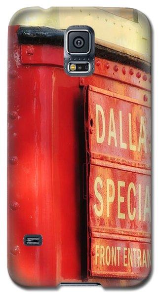 Dallas Special Front Entrance Galaxy S5 Case