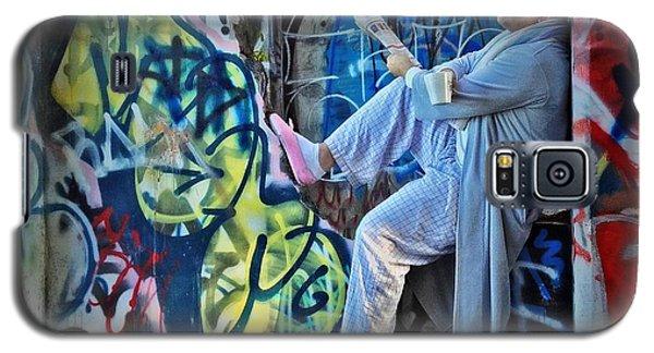 Dalyn At The Graffiti Underground Galaxy S5 Case