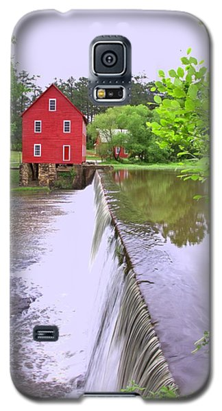 Dam At Starrs Mill Galaxy S5 Case
