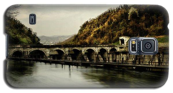 Dam On Adda River Galaxy S5 Case