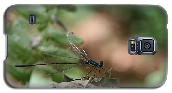Galaxy S5 Case featuring the photograph Damselfly by Neal Eslinger
