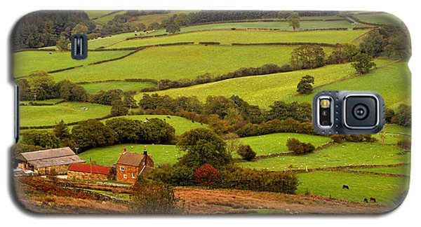 Danby Dale Yorkshire Moors Galaxy S5 Case