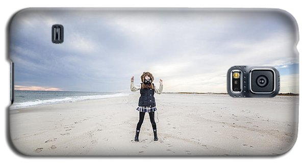 Dance At The Beach Galaxy S5 Case