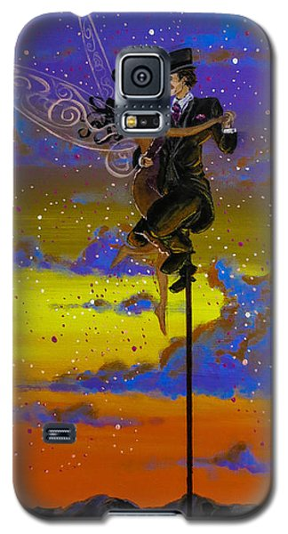Dance Enchanted Galaxy S5 Case