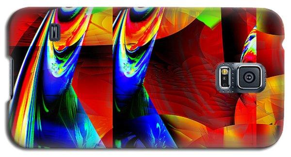 Dance Galaxy S5 Case by Hai Pham