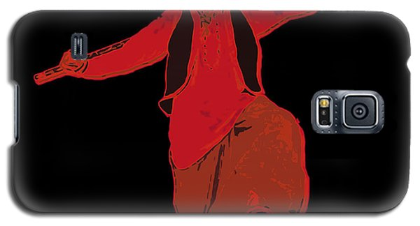 Galaxy S5 Case featuring the painting Dance Like A Punjabi Man by Nop Briex
