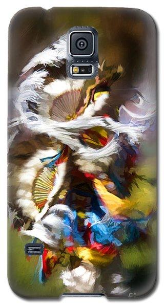 Dance Galaxy S5 Case by Linda Blair