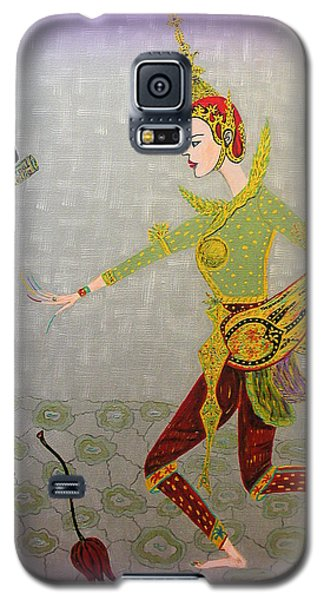 Dance Of A Nymph Galaxy S5 Case