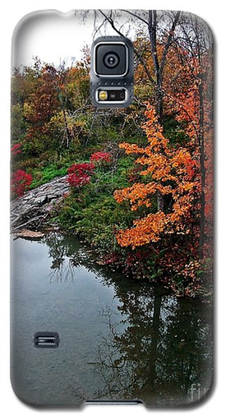 Galaxy S5 Case featuring the photograph Dance Of Autumn by Christian Mattison