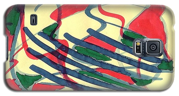 Dance Of Snakes 01 Galaxy S5 Case