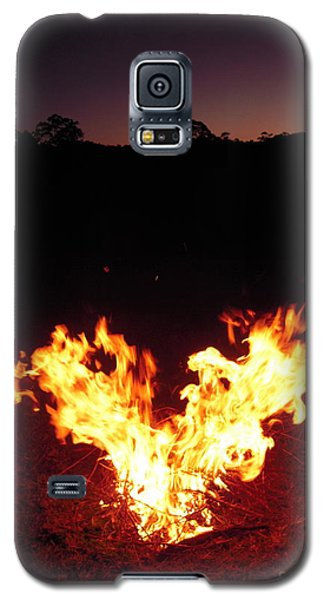 Fire In Your Heart Galaxy S5 Case
