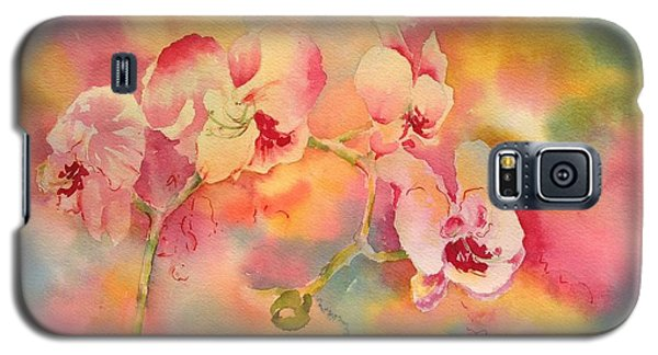 Dance Of The Orchids Galaxy S5 Case