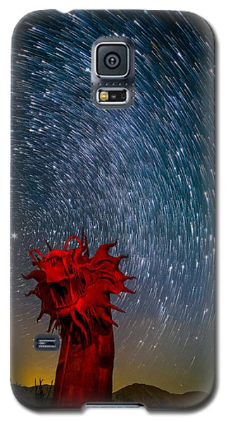 Dance Of The Star Serpent Galaxy S5 Case