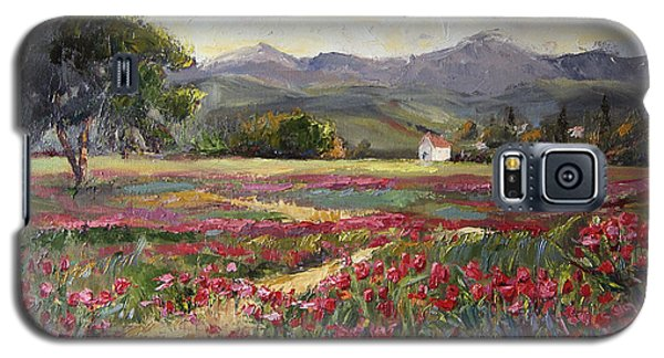 Dance Of The Tulips Galaxy S5 Case