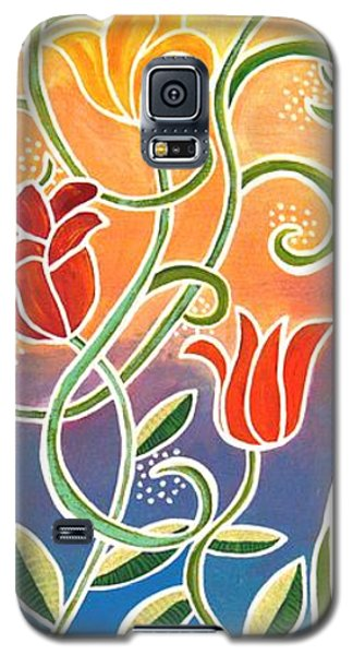 Dance With Me Galaxy S5 Case by Linda Bailey