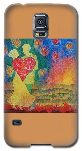 Danced Until Dawn Galaxy S5 Case
