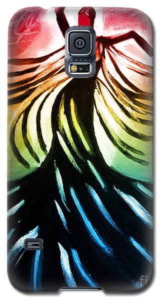 Dancer 3 Galaxy S5 Case