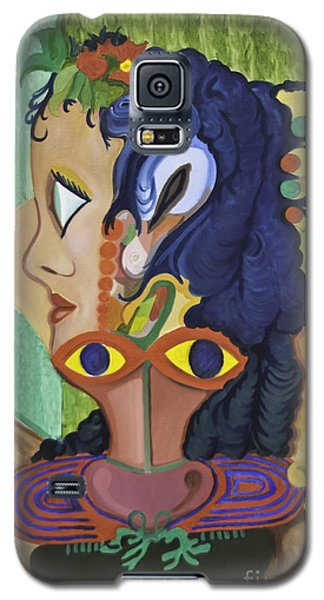 Dancer And Instructor Galaxy S5 Case