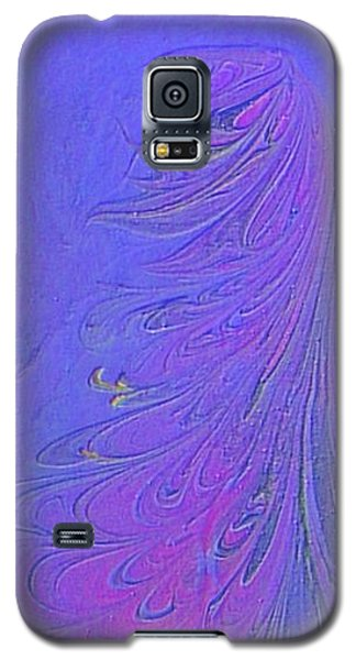 Galaxy S5 Case featuring the painting Dancer by Mike Breau