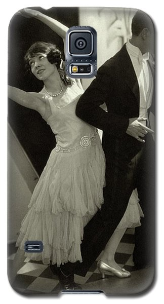 Dancers Fred And Adele Astaire Galaxy S5 Case by Edward Steichen