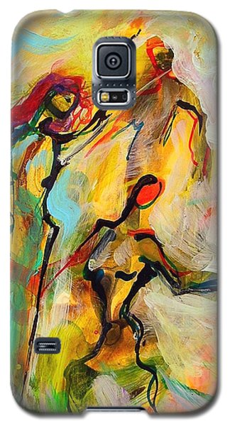 Dancers Galaxy S5 Case